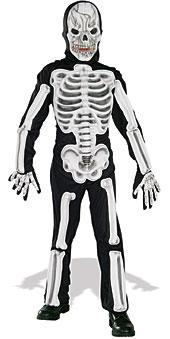 EVA Skeleton Child Costume