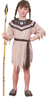 Economy Native American Princess Child Costume
