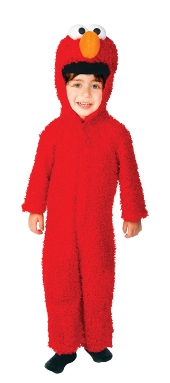 Elmo Child Costume
