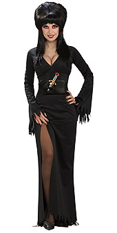 Elvira Adult Costume