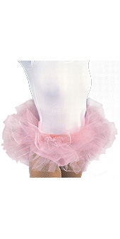 Fairy Tutu Skirt White Child Costume