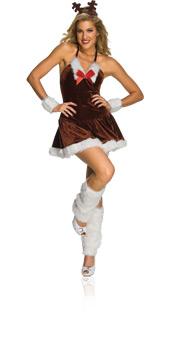 Festive Reindeer Costume