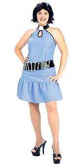 Flintstones Betty Rubble Plus Size Costume