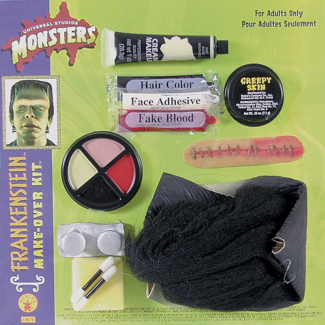 Frankenstein Make over kit