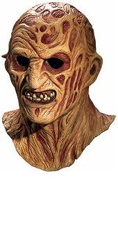 Freddy Deluxe Overhead Latex Mask