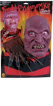 Freddy Krueger Adult Costume Kit