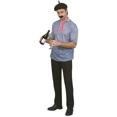 French Man Costume Set
