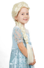 Frozen Snow Queen Elsa Wig