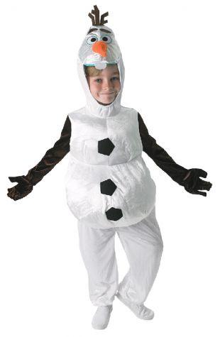 Frozen Snowman Olaf Costume