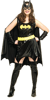 Full Figure Batgirl Costume