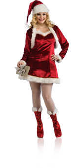 Full Figure Santas helper Costume