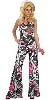 Funky Mod Girl Costume