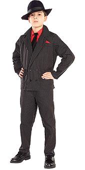 Gangster Child Costume