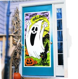 Ghost Door Cover