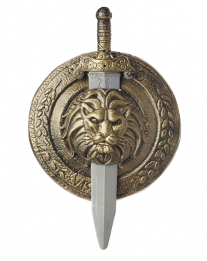 Gladiator Combat Shield 18inch