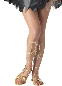 Goddess Sandal Costume