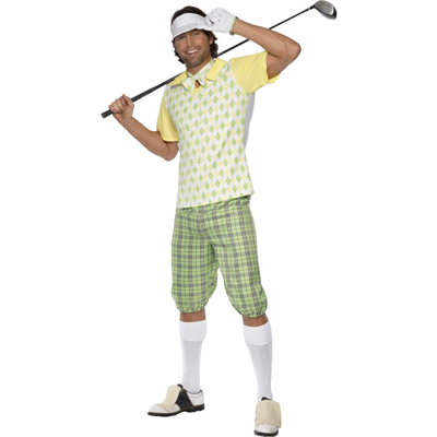 Gone Golfing Male Costume