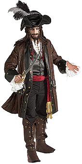 Grand Heritage Caribbean Pirate Costume