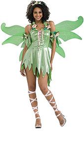 Green Fairy Costume