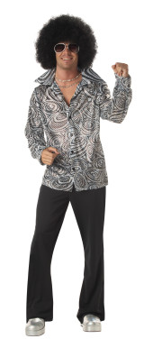 Groovy Disco Shirt Costume