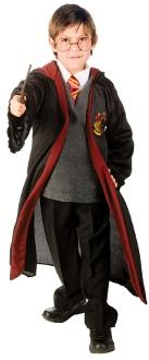 Gryffindor Wizard Child Costume Kit