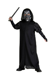 Harry Potter Deatheater Child Costume
