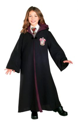 Harry Potter Deluxe Gryffindor Robe Costume