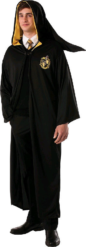 Harry Potter Deluxe Hufflepuff Robe Costume