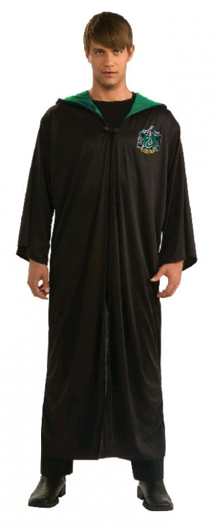Harry Potter Deluxe Slytherin Robe Costume