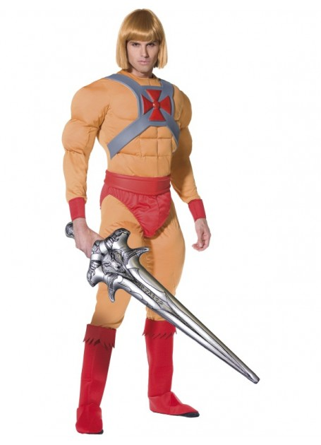 He Man Prince Adam Adult Costume