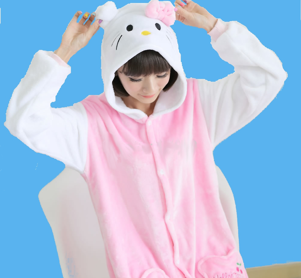 Hello Kitty Onesie Costume