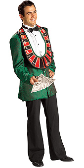High Roller Costume SECONDS STOCK