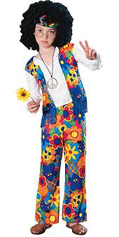 Hippie Child Costume