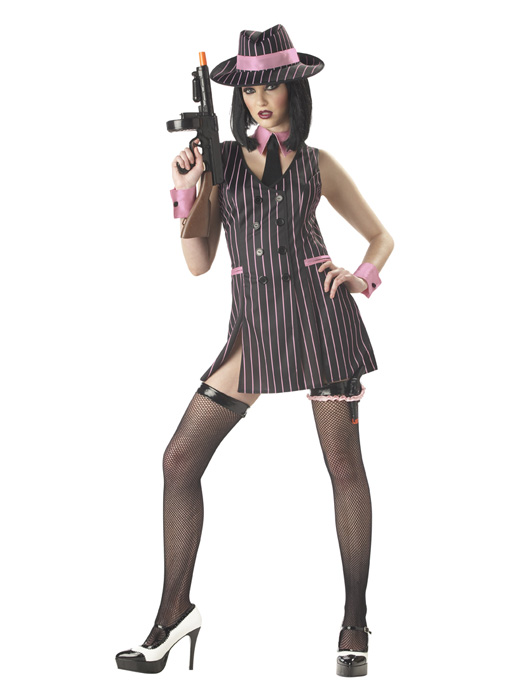 Hitgirl Costume