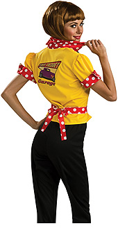 Hot Rod Honey Costume