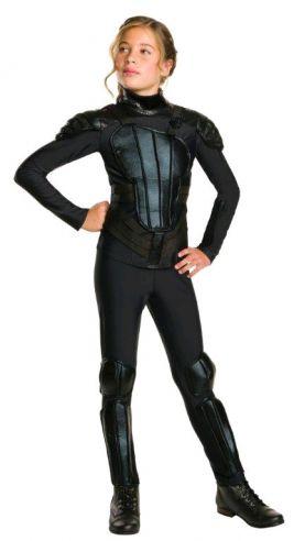 Hunger Games Deluxe Teen Rebel Katniss Costume