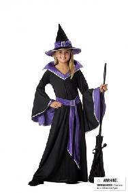 Incantasia the Glamour Witch Child Costume