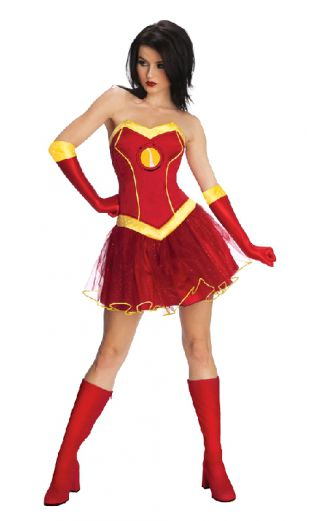 Iron Man Rescue Marvel Adult Costume