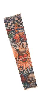 King of Hearts Tattoo Sleeve