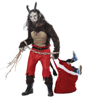 Krampus the Christmas Demon