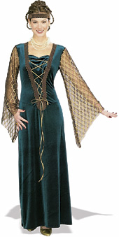 Lady Guenavere Costume