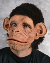 Latex Monkey Mask