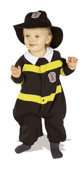 Lil Firefighter Costume