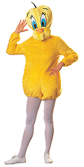 Looney Tunes Tweety Adult Costume