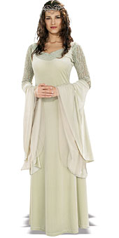 Lord of the Rings Deluxe Queen Arwen Costume