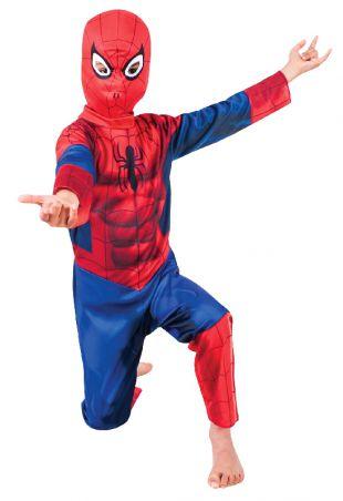 Marvel Ultimate Spiderman Child Costume