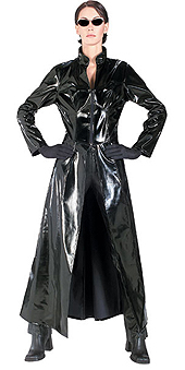 Matrix 2 Trinity Costume