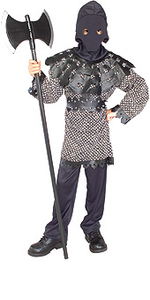 Medieval Knight Executioner Child Costume