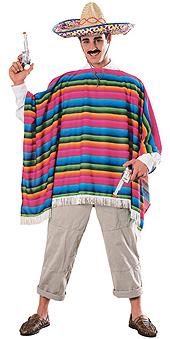 Mexican Serape Costume