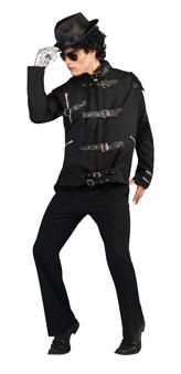 Michael Jackson BAD Dlx Jacket Costume